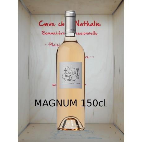 """IGP vin du gard """"la nuit tous les chats sont gris"""" 2013 / lot de 6"""