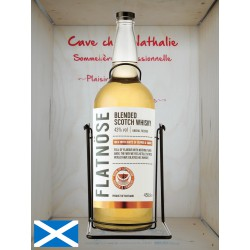 Scotch Whisky Flatnöse blended sur balancelle 4.5 litres
