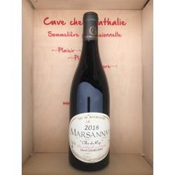 Marsannay la Côte Clos du Roy - Domaine Hervé Charlopin - Bourgogne rouge 75cl