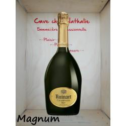 Champagne magnum R Ruinart coffret