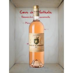 Bandol rosé | Château de Pibarnon | BIO 75cl