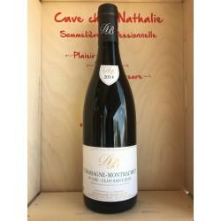Chassagne Montrachet 1er Cru Clos St Jean rouge - Domaine Borgeot - 75cl