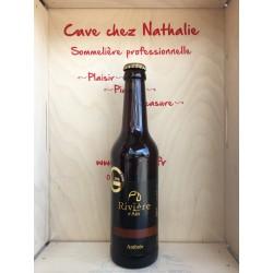 Bière Ambrée Rivière d'Ain 33cl
