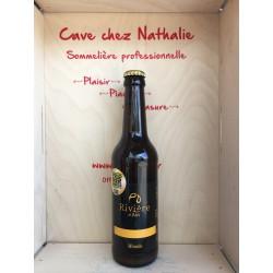 Bière Blonde Rivière d'Ain 33cl