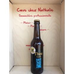 Bière Blanche Thou Rivière d'Ain 33cl