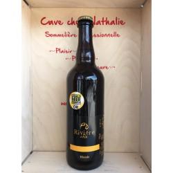 Bière Blonde Rivière d'Ain 75cl