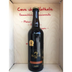 Bière Ambrée Rivière d'Ain 75cl