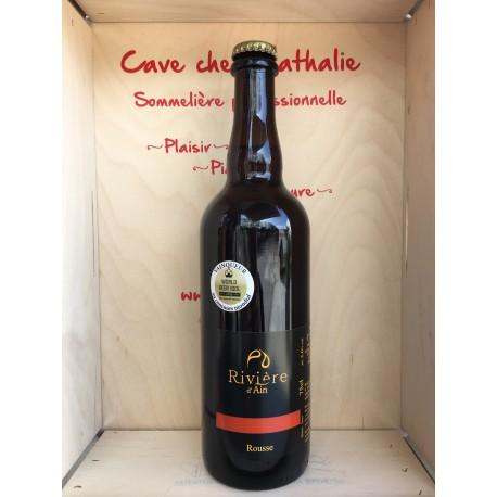 Bière Rousse Mont du Bugey | 75 cl