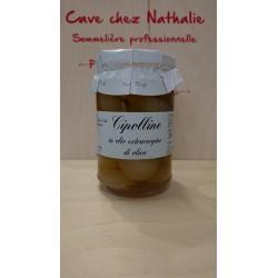 Oignons à l'huile et au poivre - Riolfi Sapori - 280g