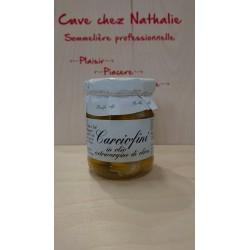 Artichauts - Carciofi à l'olio extravergine di oliva - Riolfi sapori srl