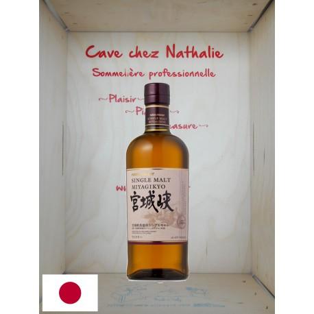 Whisky Miyagikyo Single Malt - 45° - Japon - 70cl