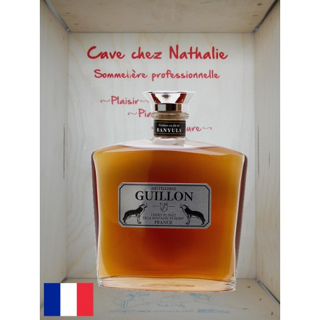 Whisky Guillon finition Banyuls