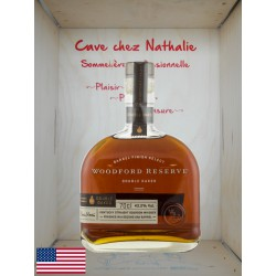 Whisky Woodford Réserve - Double Oaked - Barrel finish select 70cl