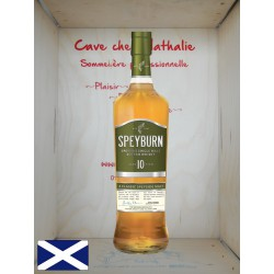 Whisky Speyburn 10 ans - Single Malt 40°