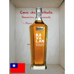 Whisky Kavalan Single Malt 40°