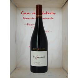 """Chinon """"Les Gravinières"""" - Domaine Journan et Pichard"""