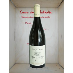 "Givry 1er Cru ""Crausot"" rouge - Domaine Christophe Drain"