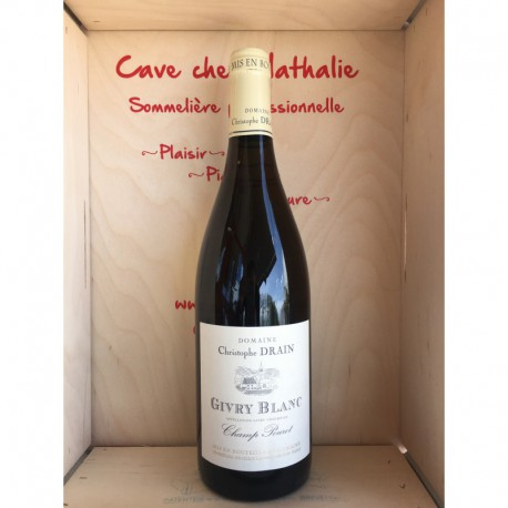 """Givry """"Champ Pourot"""" - Domaine Christophe Drain"""