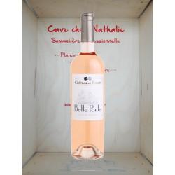 Côtes de Provence Belle Poule |Château du Rouët | Rosé 75cl