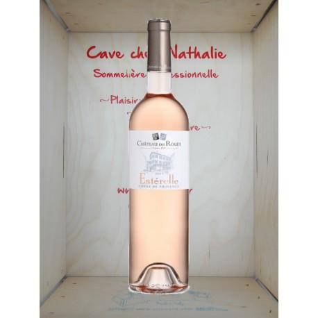 Estérelle - Côtes de Provence Rosé - Château du Rouët