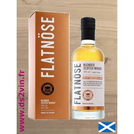 Flatnose Blended Scotch Whisky | 43° - 70cl