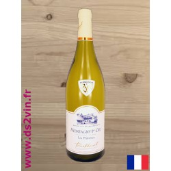 Montagny 1er Cru Les Platières - Domaine Berthenet - Bourgogne blanc 75cl