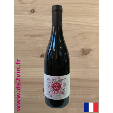 Crozes Hermitage - Friandise - Domaine Melody