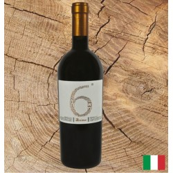 IGP Puglia rouge 6 Anime | Cignomoro srl | 75cl