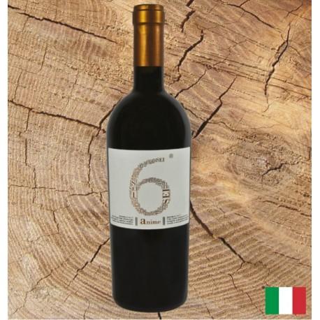 IGP Puglia rouge 6 Anime | Cignomoro srl