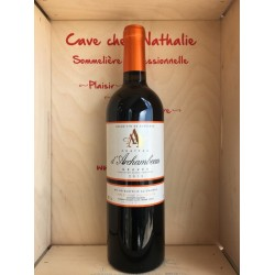 Graves Rouges Chateau d'Archambeau 150 CL