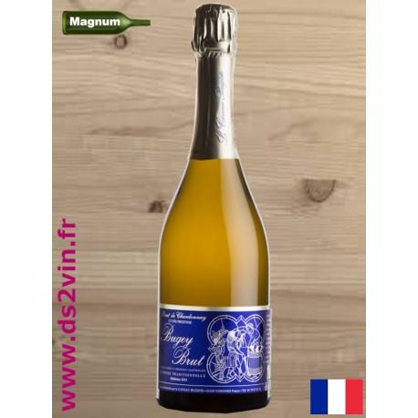 Magnum Bugey Brut de Chardonnay Cuvée Prestige | Caveau Bugiste | Blanc 150cl