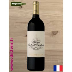 Magnum Bordeaux Saint Emilion Grand Cru Révélation | Château Croix de Bertinat | Rouge 150cl
