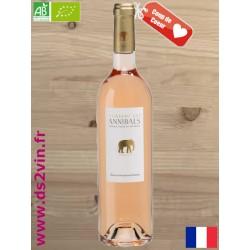AOC Coteaux Varois en Provence Rosé Suivez-moi Jeune Homme|Château Des Annibals | 75cl