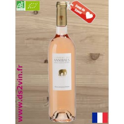 AOC Coteaux Varois en Provence Rosé Suivez-moi Jeune Homme|Château Des Annibals | BIO 75cl