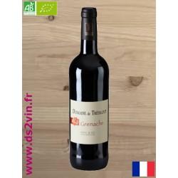 IGP Pays d'Oc Grenache Bio - Domaine de Trépaloup - Vin rouge 75cl