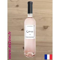 Côteaux d'Aix en Provence Opale - Les Vignerons du Roy René - Rosé 75cl