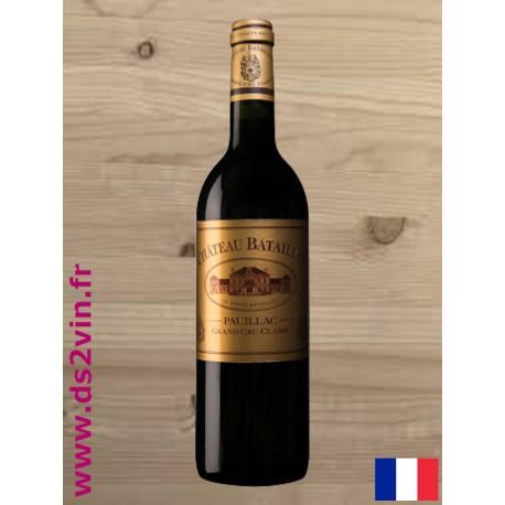 Bordeaux Pauillac 5ème Grand Cru Classé - Château Batailley - Vin rouge 75cl