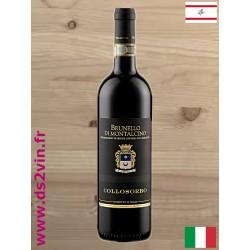 Brunello Di Montalcino - Tenuta di Collosorbo - Vin rouge Italie 75cl