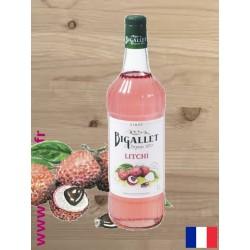 Sirop Litchi - Bigallet - 1 litre