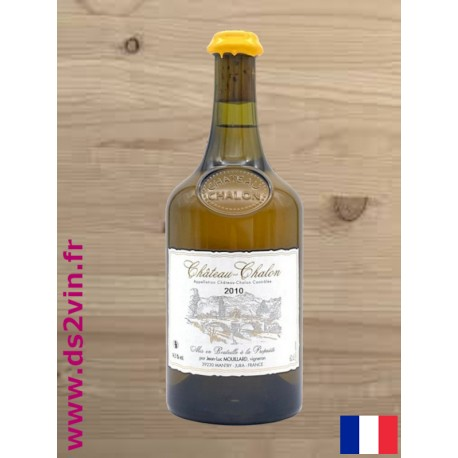 Jura Château Chalon Vin Jaune | Domaine Jean-Luc Mouillard | Blanc 62cl