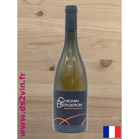 Chignin Bergeron - Les Vins Bertrand Quenard