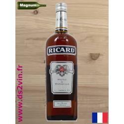 1L Ricard Pastis de Marseille - Pernod Ricard - 100cl