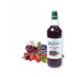 Sirop de Grenadine - Bigallet - 1 litre