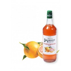 Sirop de Pamplemousse rose - Bigallet - 1 litre