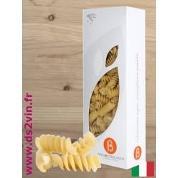 Fusilli Pâtes artisanales | Pasta Bossolasco | 500gr