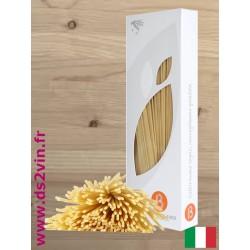 Spaghetti Pâtes artisanales | Pasta Bossolasco | 500gr