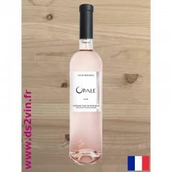 Magnum Côteaux d'Aix en Provence Opale | Les Vignerons du Roy René | rosé 75cl