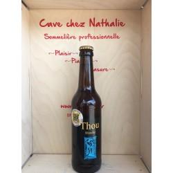 Bière Blanche Thou 75 cl Médaille d'Or