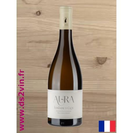IGP Vaucluse cuvée Aura blanc - Fontaine du Clos