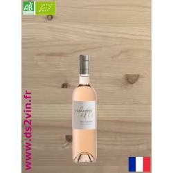 Côtes de Provence - L'Echappée Belle rosé Bio - Mas de Cadenet 37,5cl